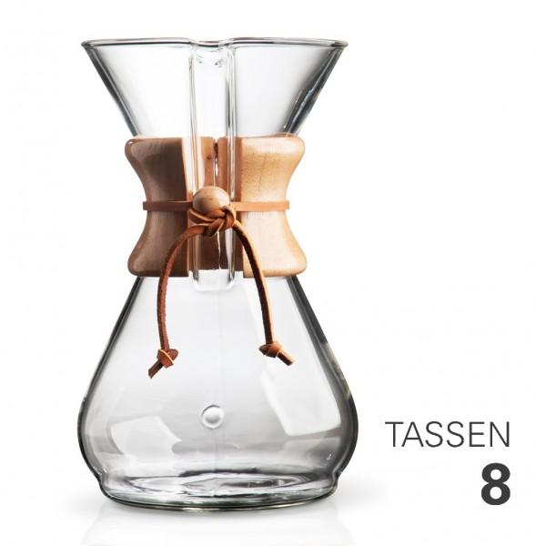 Chemex Kaffeebereiter Karaffe für 8 Tassen