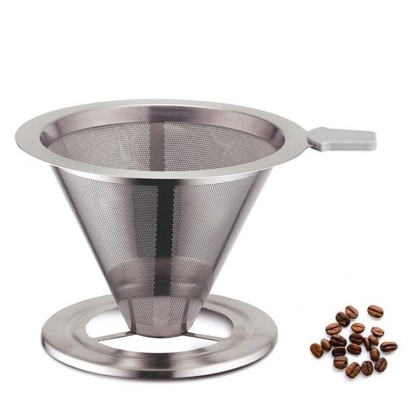 Kaffeedauerfilter aus Edelstahl